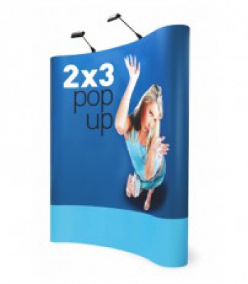 Backing Pop Up para Stand