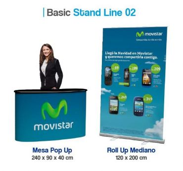 Basic Stand Line 02
