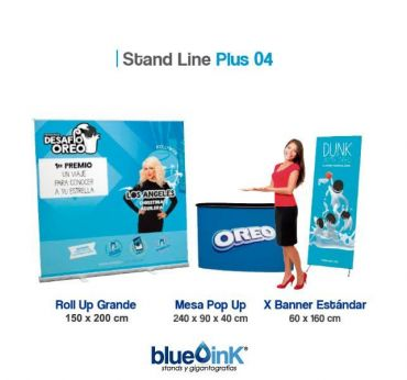 Plus Stand Line 04