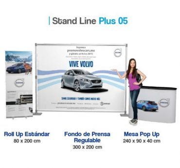 Stand Line Plus 05