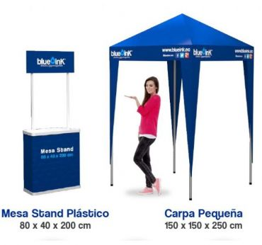 Stand Exterior 01