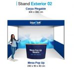 Stand Exterior 02