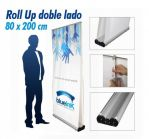 Roll Up doble lado 80 x 200 cm