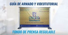 Guía de armado Fondo de Prensa Regulable + Video Tutorial