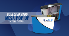 Guía de armado Mesa Pop Up + Video Tutorial